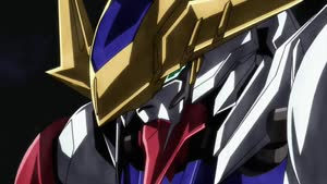 Rating: Safe Score: 9 Tags: animated artist_unknown cgi effects explosions gundam masami_obari mecha mobile_suit_gundam:_iron-blooded_orphans smears User: Ashita