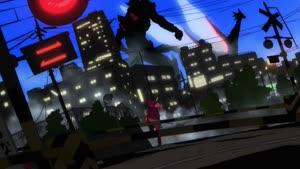 Rating: Safe Score: 368 Tags: animated background_animation gridman kai_ikarashi running smears ssss_gridman User: Ashita