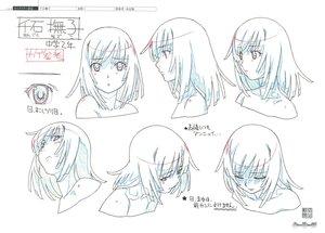 Rating: Safe Score: 12 Tags: akio_watanabe bakemonogatari character_design monogatari_series production_materials settei User: reftleg