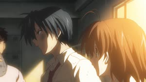 Rating: Safe Score: 23 Tags: animated artist_unknown character_acting clannad clannad_after_story effects liquid User: NotSally