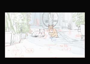 Rating: Safe Score: 33 Tags: animated china_(animator) eromanga_sensei genga User: Ashita