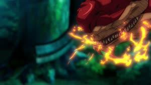 Rating: Safe Score: 9 Tags: animated effects fire gate presumed satoshi_sakai User: Agresiel