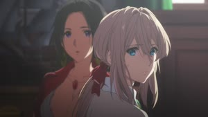 Rating: Safe Score: 18 Tags: animated artist_unknown character_acting hair running violet_evergarden User: Ashita