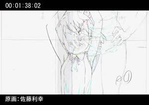 Rating: Safe Score: 48 Tags: animated genga line_novel production_materials toshiyuki_sato User: Ashita