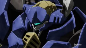 Rating: Safe Score: 1 Tags: animated artist_unknown effects fighting gundam mecha mobile_suit_gundam:_iron-blooded_orphans sparks User: Ashita
