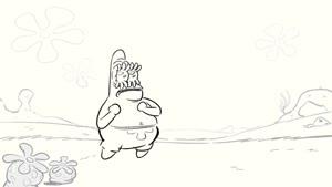 Rating: Safe Score: 9 Tags: animated benjamin_arcand creatures genga production_materials running smears spongebob_squarepants storyboard western User: Mr_Sandman
