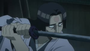 Rating: Safe Score: 0 Tags: animated artist_unknown character_acting gintama gintama.:_porori-hen hair smears User: YGP
