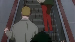 Rating: Safe Score: 21 Tags: animated artist_unknown cowboy_bebop cowboy_bebop_the_movie running User: magic