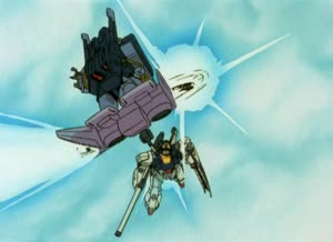 Rating: Safe Score: 6 Tags: animated artist_unknown beams debris effects explosions gundam mecha mobile_suit_zeta_gundam rotation User: Drifu