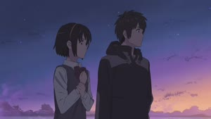 Rating: Safe Score: 33 Tags: akira_honma animated character_acting kimi_no_na_wa User: Arasan