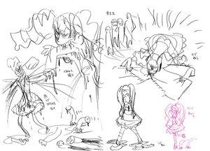 Rating: Safe Score: 1 Tags: hiroyuki_imaishi kill_la_kill storyboard User: Xmax360