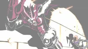 Rating: Safe Score: 135 Tags: animated effects fighting hiroyuki_imaishi kanada_light_flare redline User: alexswak