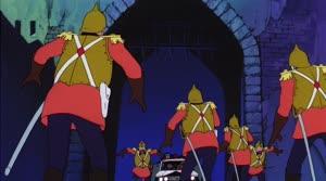 Rating: Safe Score: 2 Tags: animated character_acting crowd fighting hideo_kawauchi kazuhide_tomonaga lupin_iii lupin_iii_castle_of_cagliostro presumed running shojuro_yamauchi User: dragonhunteriv