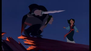 Rating: Safe Score: 2 Tags: animated artist_unknown character_acting effects explosions fighting mulan smoke sparks western User: MMFS