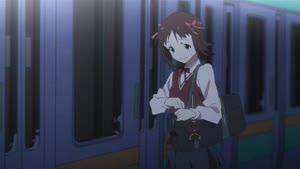 Rating: Safe Score: 32 Tags: animated character_acting hair sunao_chikaoka the_idolm@ster vehicle User: KamKKF