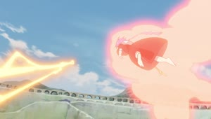 Rating: Safe Score: 43 Tags: akira_hamaguchi animated effects fire flying hair lightning magi magi_kingdom_of_magic smoke User: Bloodystar