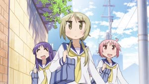 Rating: Safe Score: 0 Tags: animated artist_unknown running yuyushiki User: Ashita