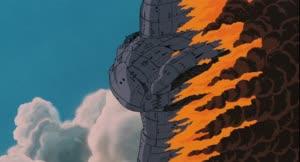 Rating: Safe Score: 25 Tags: animated effects explosions flying nausicaä_of_the_valley_of_the_wind smoke vehicle yoshinori_kanada User: dragonhunteriv