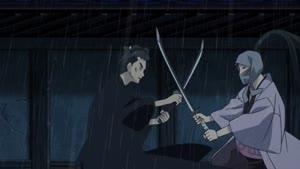 Rating: Safe Score: 0 Tags: animated effects fighting onihei presumed sparks yoshihiro_kanno User: SakugaDaichi