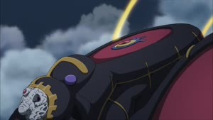 Rating: Safe Score: 93 Tags: animated beams creatures effects explosions fighting gosei_oda itano_circus lightning smears xam'd_lost_memories User: NotSally