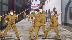 Rating: Safe Score: 334 Tags: animated character_acting fabric fighting hinamatsuri ryo_araki smears tetsuya_takeuchi User: HIGANO