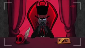 Rating: Safe Score: 1 Tags: animated artist_unknown character_acting villanos western User: darkneemon