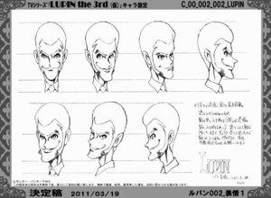 Rating: Safe Score: 3 Tags: character_design lupin_iii lupin_iii_the_woman_called_fujiko_mine settei takeshi_koike User: SASMf_1122