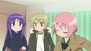Rating: Safe Score: 2 Tags: animated artist_unknown character_acting fabric yuyushiki User: Ashita