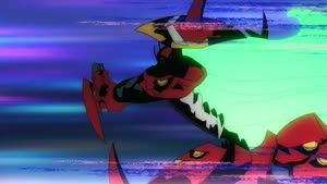Rating: Safe Score: 18 Tags: animated artist_unknown effects explosions fighting mecha tengen_toppa_gurren_lagann User: KamKKF