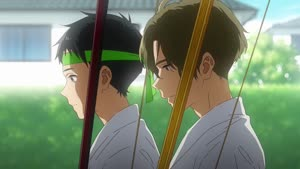 Rating: Safe Score: 5 Tags: animated artist_unknown character_acting tsurune User: Ashita