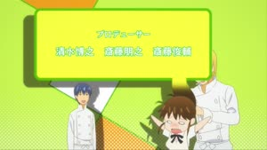 Rating: Safe Score: 33 Tags: animated character_acting hair tomoaki_takase working!! yuichi_oka User: Bloodystar
