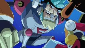 Rating: Safe Score: 17 Tags: animated background_animation effects fighting liquid mecha one_piece smears yoshikazu_tomita User: Ashita