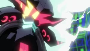 Rating: Safe Score: 70 Tags: animated artist_unknown beams effects fighting gridman impact_frames mecha ssss_gridman User: Ashita