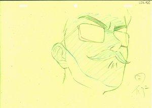 Rating: Safe Score: 0 Tags: 3-gatsu_no_lion artist_unknown genga illustration User: YGP