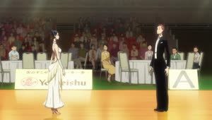 Rating: Safe Score: 5 Tags: animated artist_unknown character_acting dancing fabric natsuko_shimizu smears welcome_to_the_ballroom User: Bloodystar
