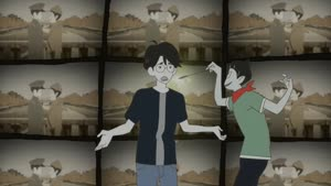 Rating: Safe Score: 14 Tags: animated character_acting effects shingo_yamashita sparks tatami_galaxy User: Ashita