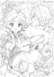 Rating: Safe Score: 9 Tags: chiyoko_ueno illustration myriad_colors_phantom_world User: Ashita
