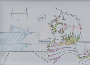 Rating: Safe Score: 0 Tags: artist_unknown genga gintama illustration User: YGP