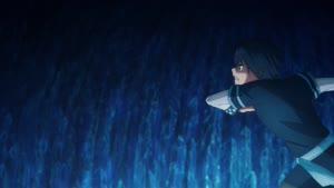 Rating: Safe Score: 178 Tags: animated creatures debris effects fighting liquid rotation running smears sparks sword_art_online_alicization sword_art_online_series yoshihiro_kanno User: KamKKF