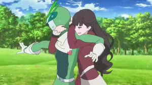 Rating: Safe Score: 34 Tags: animated artist_unknown fighting rolling_girls smears User: kViN