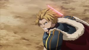 Rating: Safe Score: 8 Tags: animated debris effects fabric fighting record_of_grancrest_war smears smoke sparks takuro_naka User: Skrullz