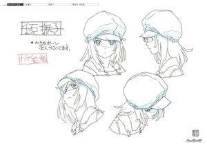 Rating: Safe Score: 9 Tags: akio_watanabe bakemonogatari character_design monogatari_series production_materials settei User: reftleg