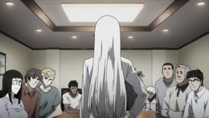 Rating: Safe Score: 9 Tags: animated character_acting crowd enishi_oshima jormungand presumed User: Bloodystar