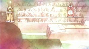 Rating: Safe Score: 3 Tags: animated character_acting fabric haruka_tanaka sasami-san@ganbaranai User: noots_