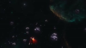 Rating: Safe Score: 0 Tags: animated artist_unknown beams effects explosions fighting gundam mecha mobile_suit_gundam_00 smoke sparks User: Yushoo