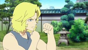 Rating: Safe Score: 37 Tags: animated fighting majin_bone smears takashi_hashimoto User: osama___a