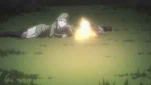 Rating: Safe Score: 8 Tags: animated artist_unknown background_animation fighting jormungand User: Bloodystar
