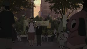 Rating: Safe Score: 33 Tags: animated artist_unknown character_acting crowd paranoia_agent tetsuya_nishio User: HIGANO