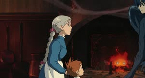 Rating: Safe Score: 23 Tags: animated atsuko_tanaka character_acting creatures fabric howl's_moving_castle morphing User: NotSally