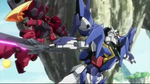 Rating: Safe Score: 6 Tags: animated artist_unknown beams effects explosions fighting gundam gundam_build_divers gundam_build_fighters mecha smoke User: dragonhunteriv